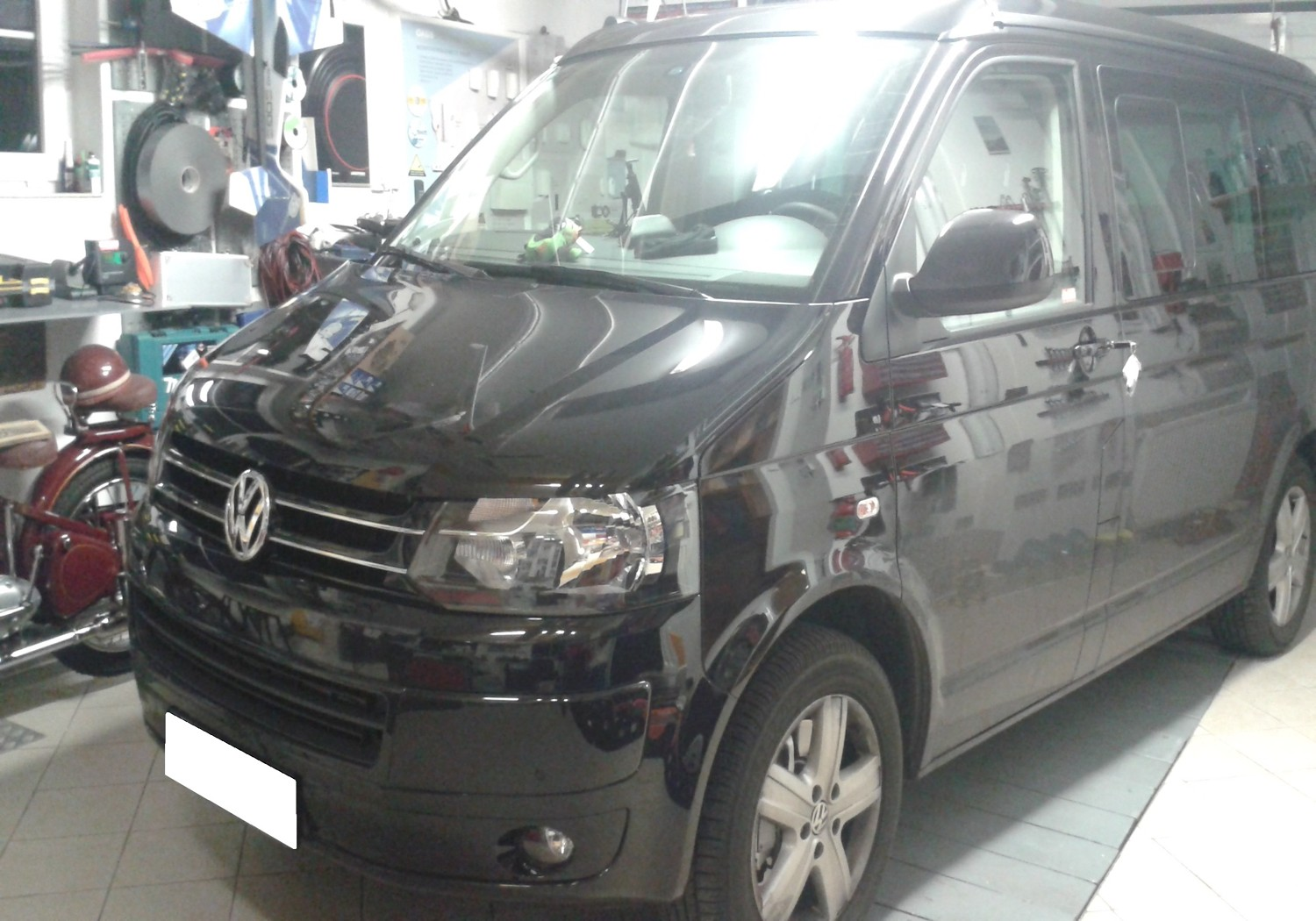 VW T5 FAC California